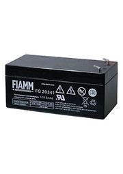 FG20341, аккумулятор 12В, 3.4АЧ, 134Х67Х60