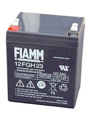 12FGH23, аккумулятор 12В, 5АЧ, 90Х70Х102