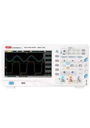 UTD2102CEX Осциллограф цифровой, 2 канала х 100МГц, USB, цветной диспл, Осциллограф цифровой, 2 кана