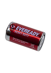 EVEREADY БАТАРЕЙКИ  R14 C, батарейка (1шт) 1,5V