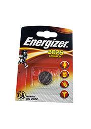CR2025 ENRGIZER, батарейка Lithium CR2025 1шт 3V
