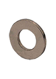 Магнит кольцо 10x5x1мм неодимовый
