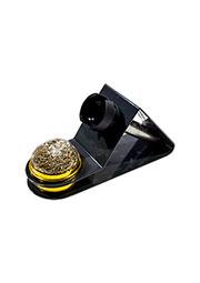 12-0309, Подставка для паяльника со стружкой для очистки паяльных жал