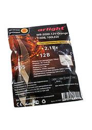 017992 WR-5000-12V-ORANGE, светодиодная нить, 12V(1608, 100 LED)  (5м)