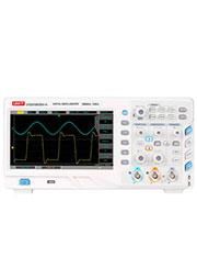 UTD2102CEX, осциллограф цифровой 2кан 100МГц 1Гв/с