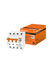 SQ0202-0026, АВДТ 63 4P C25, дифференциальный автомат  300мА