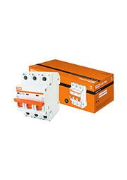 SQ0206-0042, ВА47-29, автоматический выкл. 3Р 16А 4,5кА х-ка В