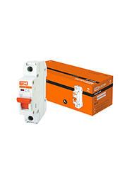 SQ0206-0070, ВА47-29, автоматический  выкл. 1Р  6А 4,5кА х-ка С