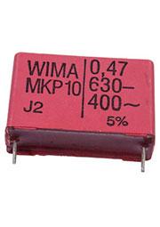 MKP1J034706B00JSSD, (MKP 10-630В-0,47 мкФ 5%)