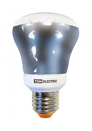 SQ0323-0116, энергосберегающая лампа КЛЛ- R80, 11Вт, 4200К Е27