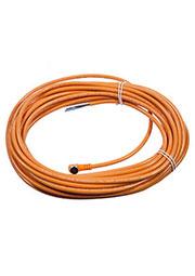 6010755, 6010755 DOL-0804-W10M Соединительные кабели с разъёмом  мама