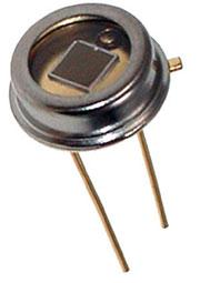 BPW20RF, Radial, Lensed Metal Can, 2 Lead