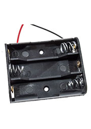 BH331A (BH 616), батарейный отсек  3х1 АА