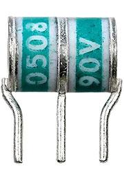 2026-09-C2LF, 8x13mm 90V +20% 20kA/20A 3-х элек.