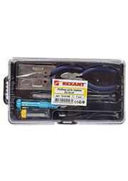 12-0168, Набор для пайки, USB-паяльник 8.00Вт, монтаж. инструмент