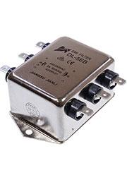 DL-5EB, трехфазный сетевой фильтр 5А