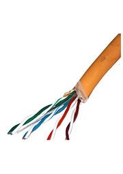 CSP-UTP-LSZH-4-CU, SkyNet Premium UTPнг-LSZH 4x2x0,51, кат.5e, однож., 305 м, box, оранж