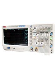 UPO2102CS, осциллограф цифровой 2кан. 100МГц 1Гв/с