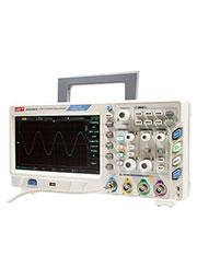 UPO2104CS, осциллограф цифровой 4кан. 100МГц 1Гв/с