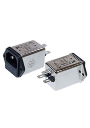 DL-1DZ2R, сетевой фильтр  1А,250В