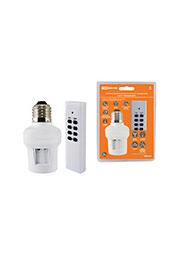 SQ1508-0201, ПУ3-П1.1-Е27 (1 приемник) комплект для беспроводного управления освещением  Уютный дом