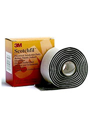 Scotchfil, электроизоляционная мастика, 38мм х 1,5м