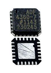 ADF4360-7BCPZ, 24-LFCSP-VQ (4x4)