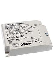 ELEMENT LD 45/220-240/1A0, LED драйвер SELV, 45Вт, выход 1050мА,IP 20