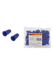 SQ0519-0007, Соединительный изолирующий зажим СИЗ-2 4,5 мм2 синий (50 шт)