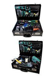 1PK-1700NB, Набор инструментов для электроники универсальный (49 предметов)