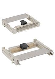 N7E50-N516RB-40, держатель CompactFlash I/II карты инверс., 31.6мм