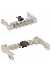 N7E50-Q516RA-50-WF, держатель CompactFlash I/II карты 18.7мм с фикс.платы 2мм