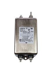 2-6609037-3, сетевой фильтр ЭМП 15А 250В 15EMC6=F8151