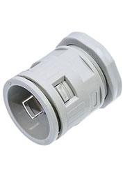 SQ0405-0020, Муфта вводная для гофротрубы 32 мм (10шт)