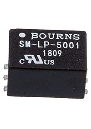 SM-LP-5001E, (аналог SM-LP-5001) трансформатор согласующий 1:1 на катушке