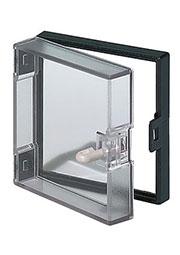 17980000, NGS 98 TK Передняя дверца для корпуса Uninorm