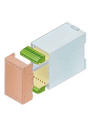 66004110, AK 700/2 H CombiNorm Соединительные клеммы для горизонтально вставленных печатных плат