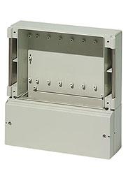 79000400, RD 5000-K Задняя секция корпуса Combicard II