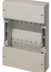 79000800, RD 6000-BK Задняя секция корпуса Combicard II