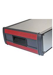 95007100, IT-GRS, Элементы ручек, чёрная пластмасса