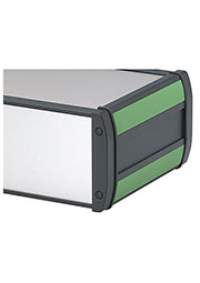 95011330, IT 000030 DS-green, Декоративная полоска, термоэластопласт