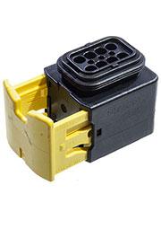 1-1418479-1, розетка MCP1.5K 8 контактов шаг 4мм PI67 42В