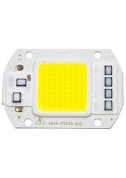 LED-50W/220, модуль прожектора 50Вт 220В холодный белый
