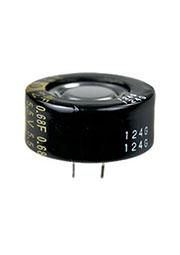 EECRF0H684N, ионистор 0.68Fx5.5V -40+85C серия RG радиальн.выв(Panasonic)