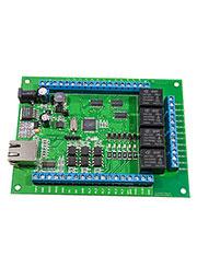 MP712 Laurent-2, Модуль управления через Ethernet