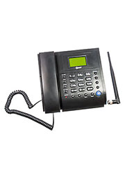 MT3020B, Cтационарный сотовый телефон (черный)