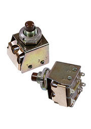 Микропереключатель кнопочный КМД2-1В, (17-18г.)