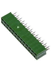 1-215307-3, 2X13P HV100 REC CON