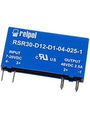 RSR30-D12-D1-04-025-1, Сверхминиатюрное реле