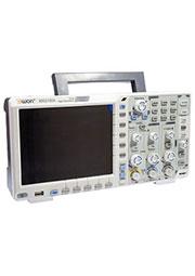 XDS2102A, осциллограф цифровой 2кан 100МГц 1Гв/с 12bit 55000 wfms/s